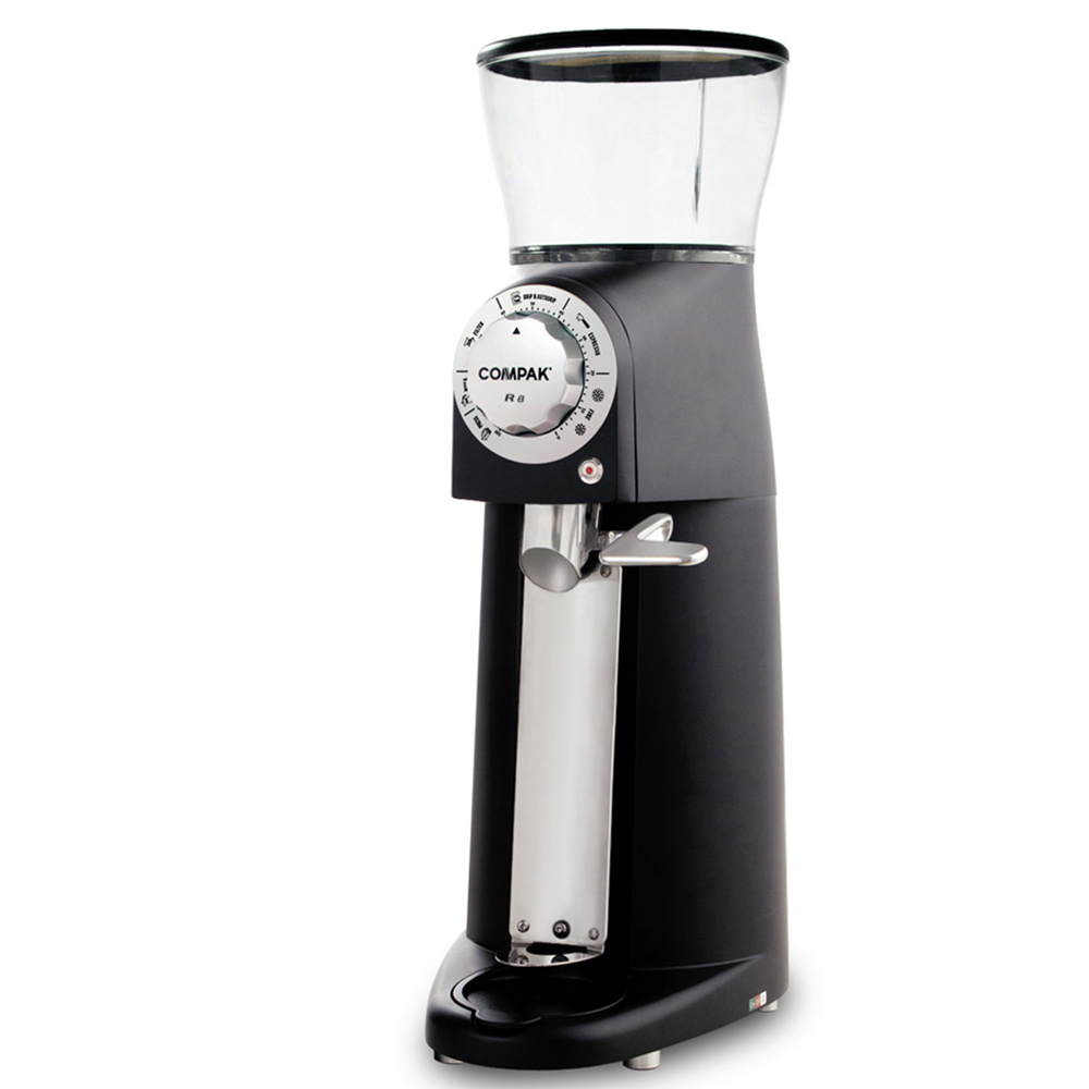 Compak R8 coffee supply